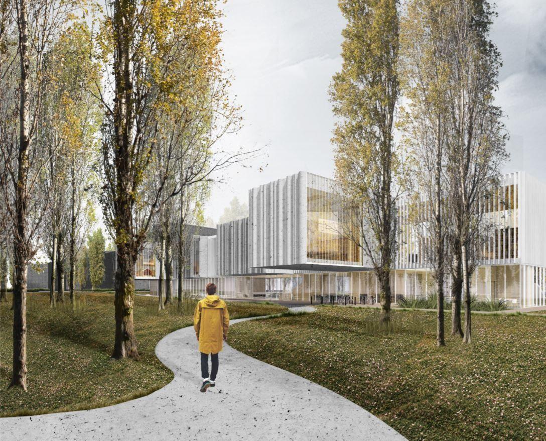 Klaipėdoje už 3,5 mln. Eur numatoma statyti bendruomenės centrą