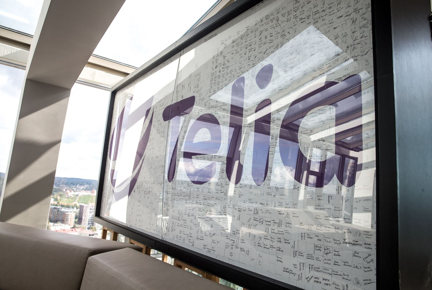 """Telia Lietuva"" šiemet atleis 285 žmones"