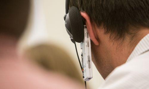 Žurnalistai teisme toliau siekia gauti Vyriausybės pasitarimo garso įrašą