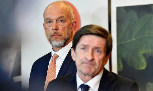 """Iš posto traukiasi """"Swedbank"""" direktorių tarybos pirmininkas"""