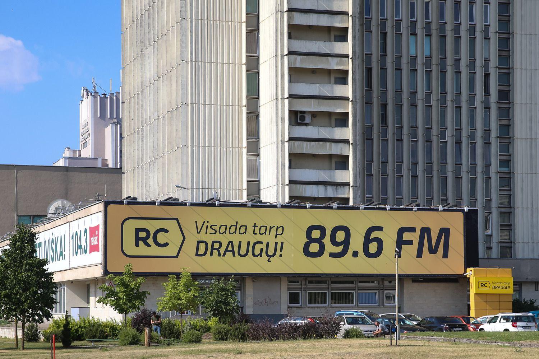 """""""Radiocentro"""" metiniai pardavimai ir pelnas šovė į viršų"""