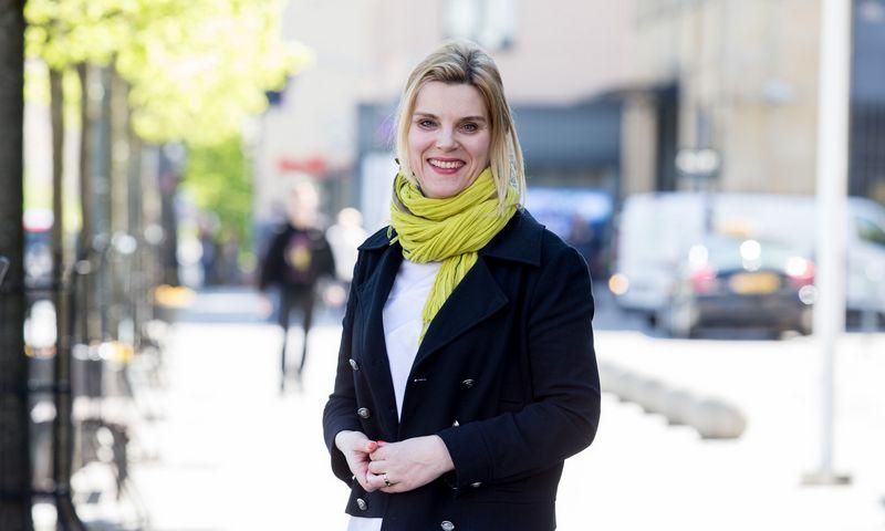 """Jūratė Stankuvienė, UAB """"Mediaskopas"""" direktorė. Juditos Grigelytės (VŽ) nuotr."""