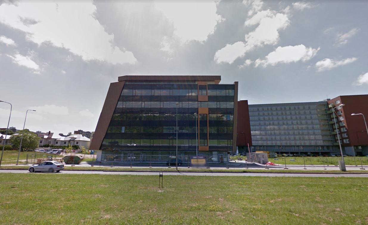 """""""Paysera LT"""" ruošiasi kraustytis į įsigytą biurų pastatą Karoliniškėse"""
