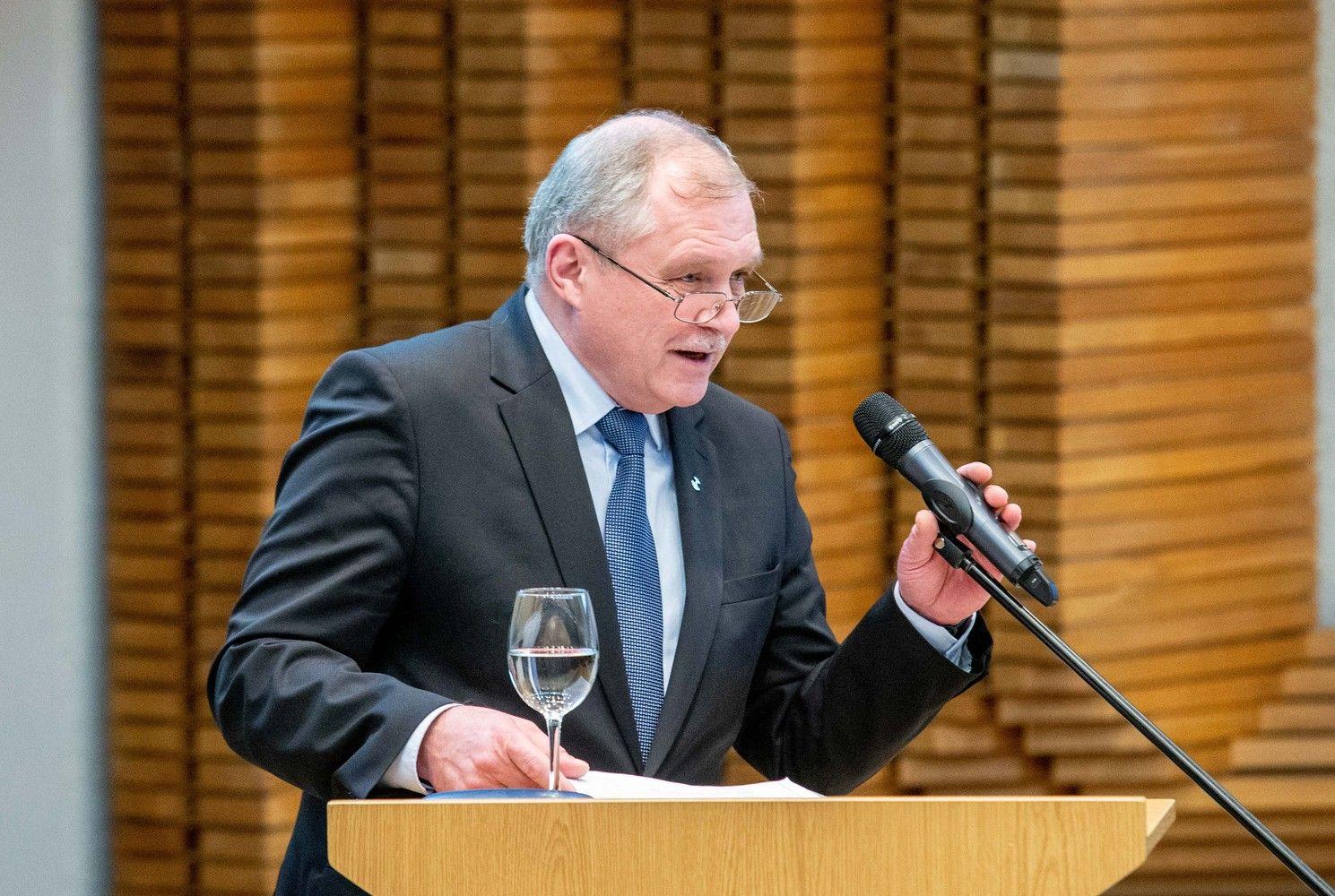 STT sulaikė Lietuvos prekybos, pramonės ir amatų rūmų vadovą R. Šidlauską