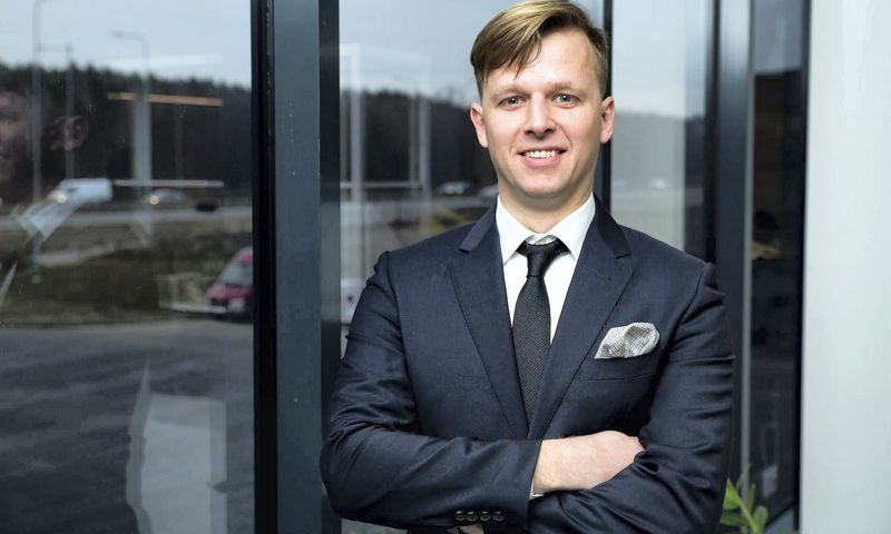 Jurgis Radzevičius, VAUKSA direktorius.
