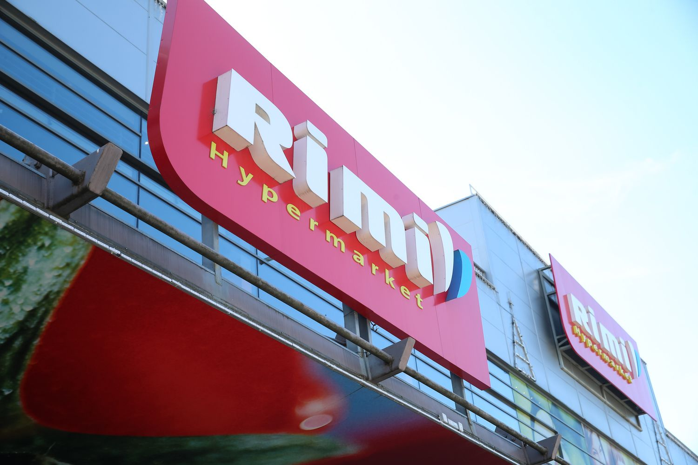 """Rimi"" bandys elektronines kainų etiketes"