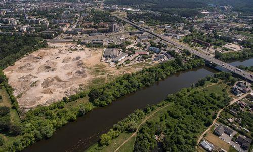 """""""M.M.M. projektai"""" Vilniuje imasibeveik 1.000 butų plėtros"""