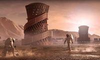 NASA išrinko 3 geriausius Marso buveinių projektus
