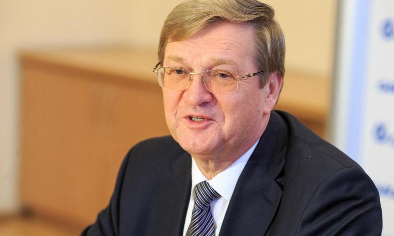 """Stasys Dailydka, vienas iš """"LGC Cargo"""" vadovų ir akcininkų. Vladimiro Ivanovo (VŽ) nuotr."""