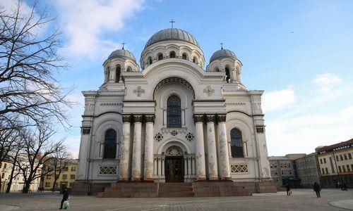 Kaunas ieško, kas už 2,3 mln. Eur atnaujintų soboro fasadą