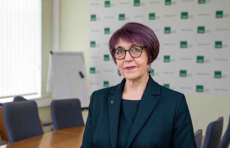Stasė Aliukonytė-Šnirienė, VMI Mokestinių prievolių departamento direktorė. Juditos Grigelytės (VŽ) nuotr.