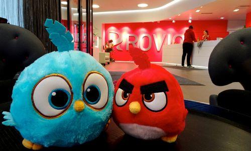 """""""Angry Birds"""" teismų rezultatai – prekių ženklo savininko naudai"""
