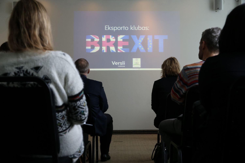"""""""Brexit"""": 300 britų įmonių startuolio teiravosi, ar verta steigtisLietuvoje"""