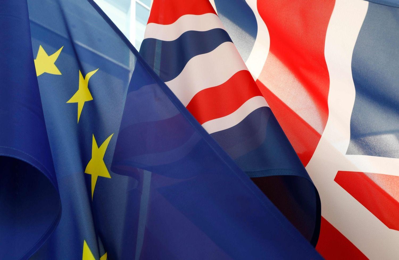 """TVF įvertino žalą britų ekonomikai blogiausio """"Brexit"""" scenarijaus atveju"""