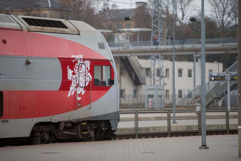 """Lietuvos geležinkelių"" pelnas – beveik 55 mln. Eur, dividendams skirs 43 mln. Eur"