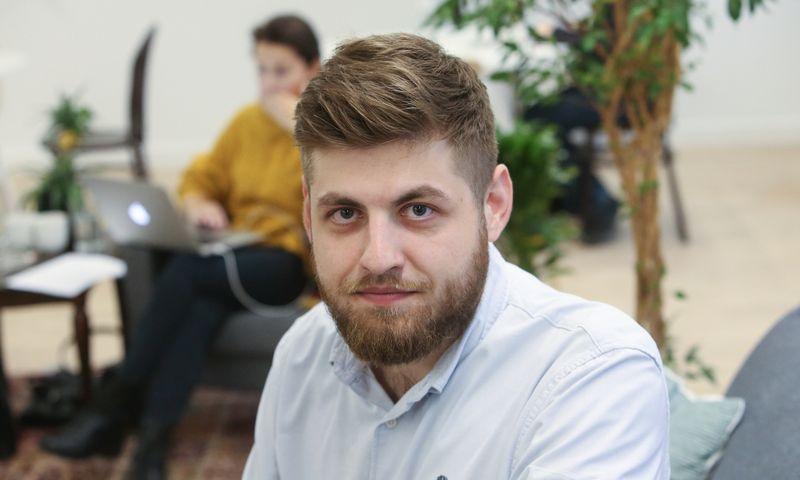"""Mykolas Markauskas, """"Laisvės TV"""" direktorius. Vladimiro Ivanovo (VŽ) nuotr."""