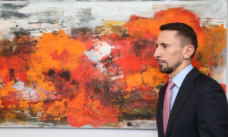 """Jonas Sakalauskas, """"AAA Law"""" advokatas. Vladimiro Ivanovo (VŽ) nuotr."""