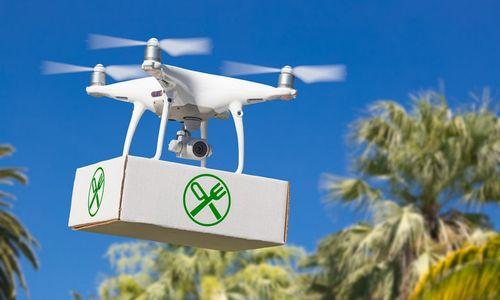 Australija leido prekes pristatinėti dronais