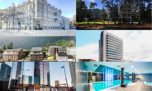 Ant vertintojų stalo – 15 geriausių NT projektų Baltijos šalyse