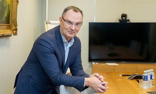 VMG akcininkas S. Paulauskas: teko išbraukti projektų už pusę milijardo eurų