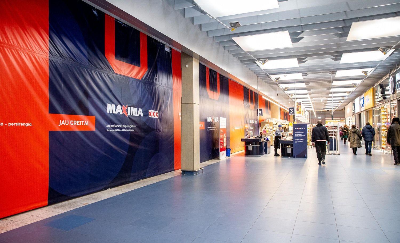 """""""Maxima"""" didžiosios parduotuvės atidarymui renkasi nebandytą rinkodaros žingsnį"""
