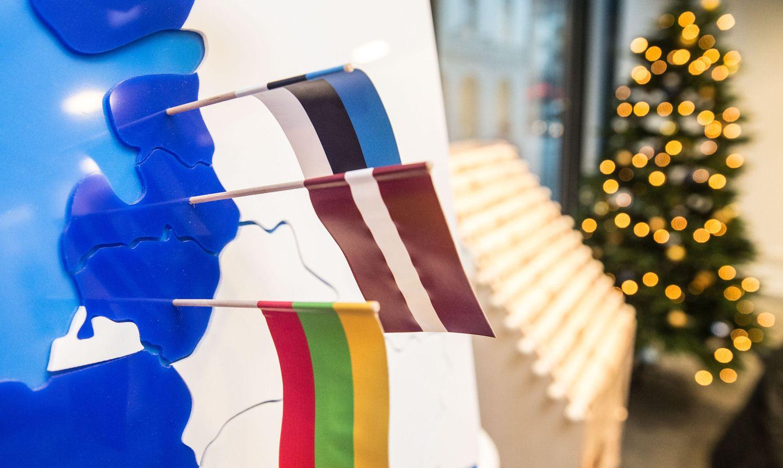 Lietuvą pagal BVP pernai aplenkė daugelis kaimynių