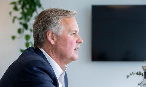 NASDAQviceprezidentas B. Petersonas: technologijos apverčia verslą