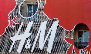 H&M nebepristato prekių nemokamai perkantiems nedaug