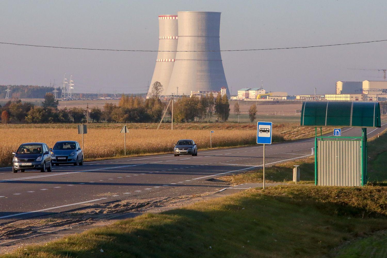 Astravo AE pirmojo reaktoriaus įjungimas atidėtas iki rudens