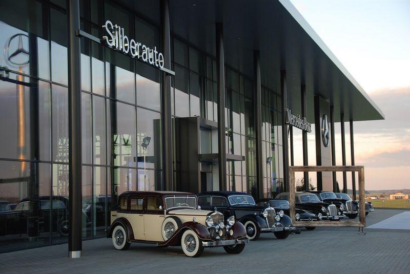 """Klaipėdoje atidarytas naujas """"Mercedes – Benz"""" automobilių centras. Mildos Ancevičės (VŽ) nuotr."""