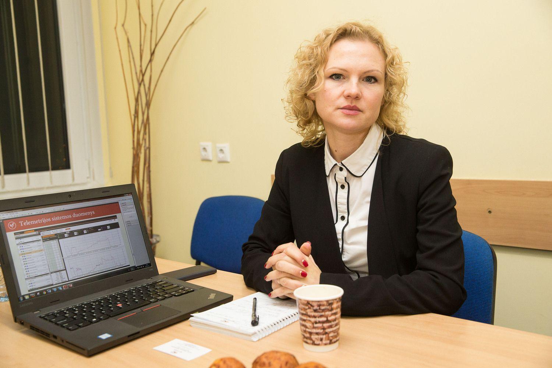 Vyriausybės atstovė spaudai L. Staknytė-Patinskienė palieka darbą