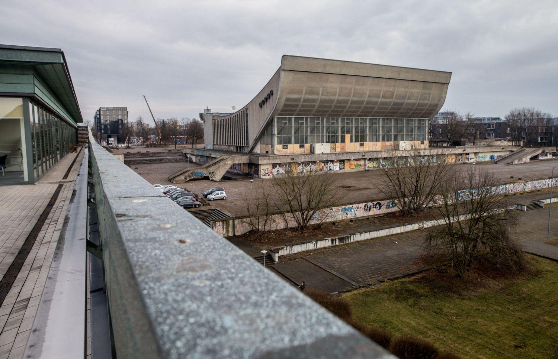 Teismo prašoma uždrausti rekonstruoti sostinės Sporto rūmus
