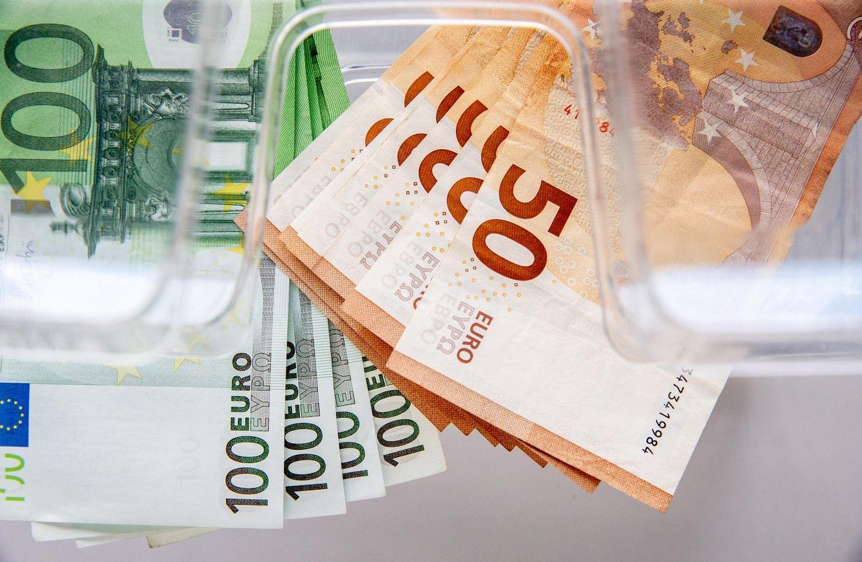 Valstybė ir savivaldybės šiemet gavo 55,7 mln. Eur neplanuotų pajamų