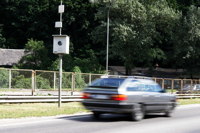 Europos Parlamentas pritarė papildomoms saugumo priemonėms automobiliuose