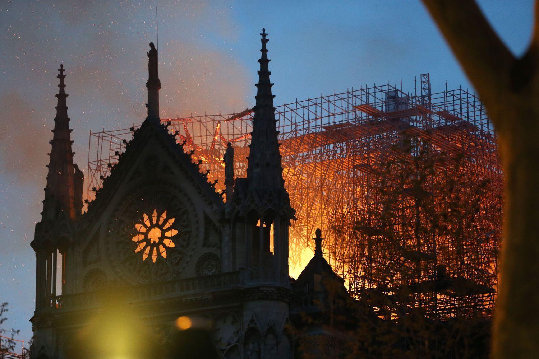 Paryžiaus katedra: kas prarasta ir kas laukia