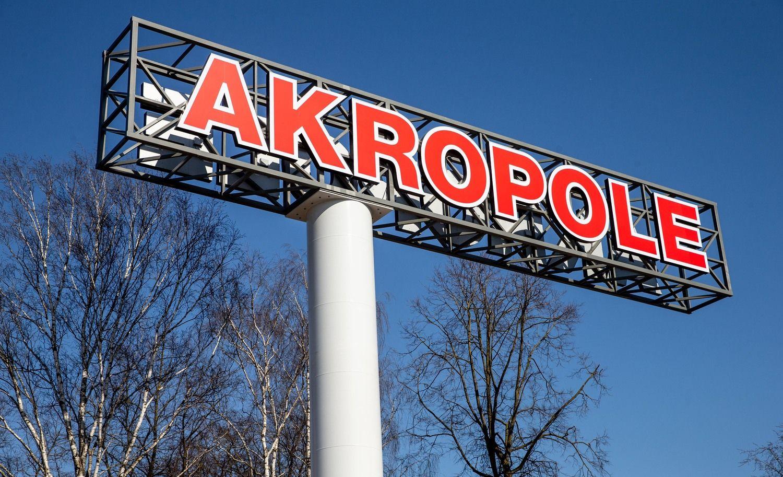 """Akropolio Group"" įmonė skolinasi 140 mln. Eur"