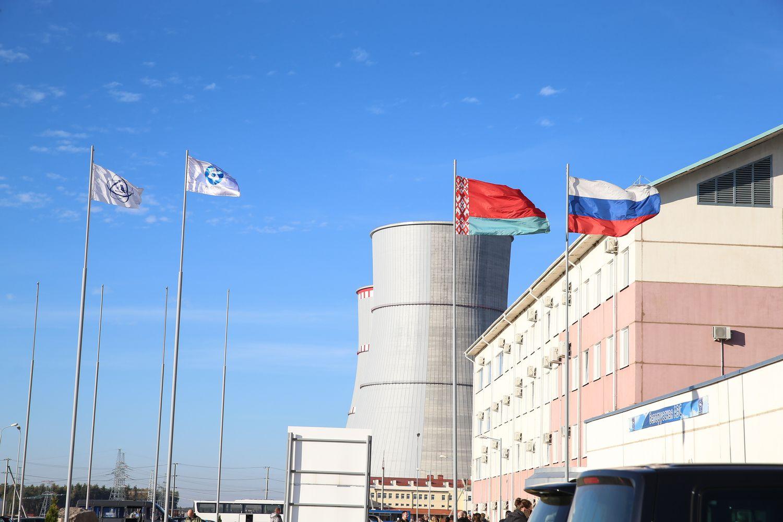Vilnius ir Minskas tariasi, kaip keisis informacija apie galimas atomines avarijas