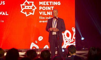 Vilniaus kino klasteris siekia užsienio dėmesio Baltijos regionui