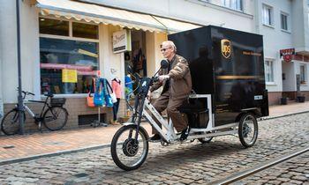 Žalieji sprendimai ateities miestams: mažiau tarši logistika