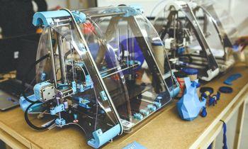 Lūžių gydymui planuojama naudoti 3D spausdintuvus