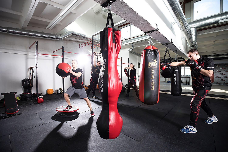 Moderniausio bokso klubo Lietuvoje įkūrėjai pirmąjį ringą surentė iš palečių