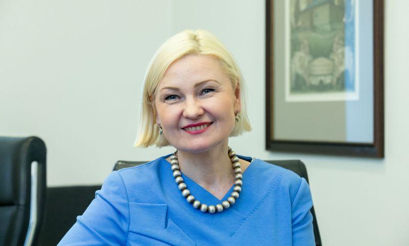 Rūta Vainienė, Lietuvos prekybos įmonių asociacijos vadovė. Juditos Grigelytės (VŽ) nuotr.