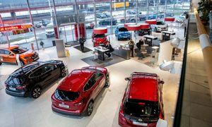 Naujų automobilių pardavimaiLietuvoje augosparčiausiai ES
