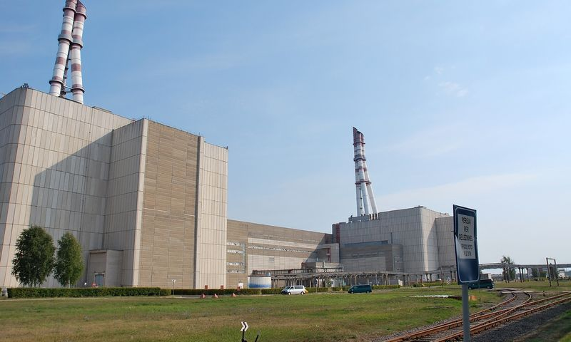 2015 08 25. Ignalinos atominė elektrinė. Lietuvai vykdant stojimo į Europos Sąjungą sutartyje numatytus įsipareigojimus, 2009 m. gruodžio 31 d. Valstybės įmonė Ignalinos atominė elektrinė visiškai nutraukė elektros energijos gamybą. Naglio Navako (VŽ) nuotr.