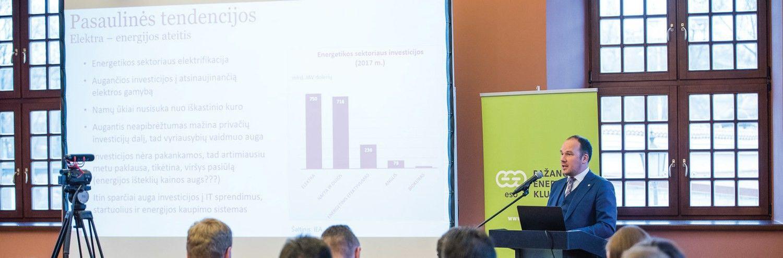 ESO Pažangios energijos klubo dirbtuvėse – efektyvumo sprendimai