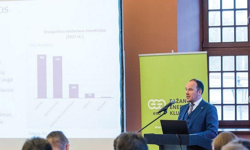 ESO Pažangios energijos klubas kviečia įsitraukti kuo daugiau Lietuvoje veikiančių įmonių ir drauge rasti geriausius energijos vartojimo efektyvumą didinančius instrumentus.