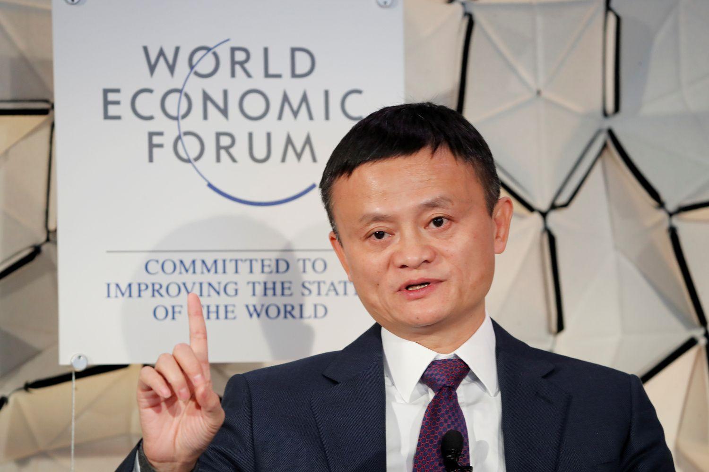 """""""Alibaba"""" įkūrėjas: dirbti 12 val. per parą, 6 dienas per savaitę – palaima"""