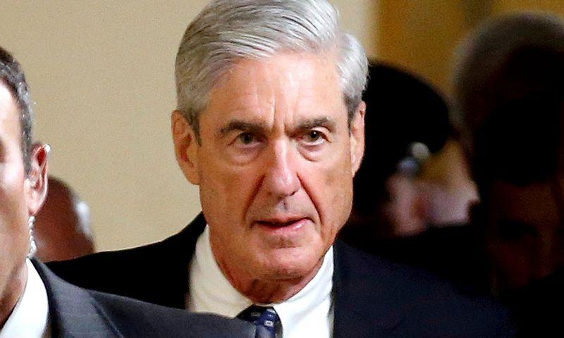"""Specialusis prokuroras Robertas Muelleris atliko tyrimą dėl D. Trumpo, JAV prezidento, 2016 m. rinkimų kampanijos. Joshua Robertso (""""Reuters"""" / """"Scanpix"""") nuotr."""