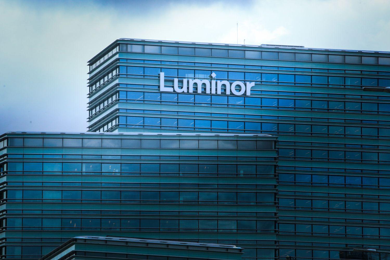 """""""Luminor"""" klientų konsultavimo centrų vadovė – G. Blazgienė"""