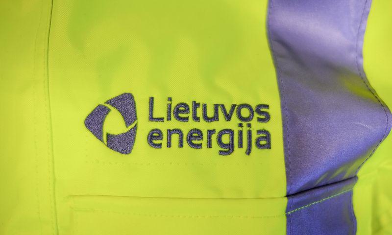 """""""Lietuvos energija"""". Vladimiro Ivanovo (VŽ) nuotr."""